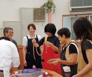 手作りウィンナー教室~「福豚」を使って作るウィンナー~