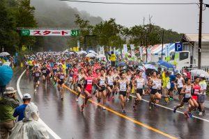 あかぎ大沼・白樺マラソン2017