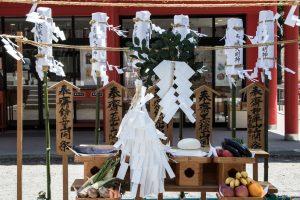 赤城山 大沼「赤城神社」山開き・春季例大祭
