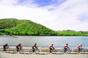 赤城山e-Bike(高性能電動アシストスポーツ自転車)試乗体験会 in 赤城山夏まつり