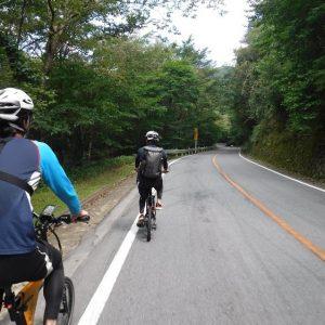 【赤城山古民家IRORI場発】赤城山ヒルクライム&大沼周遊 e-Bikeサイクリングツアー