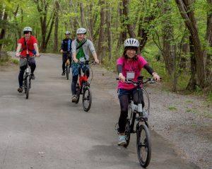 紅葉の黒保根 e-Bikeサイクリングツアー