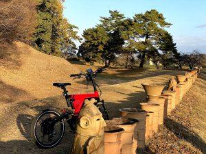 赤城南麓パワースポット巡りとイチゴ狩り【e-Bikeサイクリングツアー】